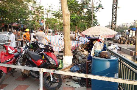 Hai Phong: Bat dau thao do cong trinh nhac nuoc tram ty nhieu tai tieng - Anh 8