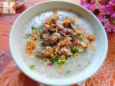 4 mon chao thom ngon, bo duong cho bua sang - Anh 2
