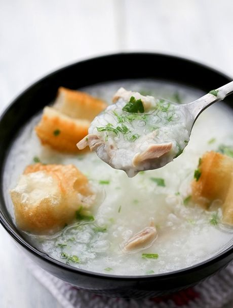 4 mon chao thom ngon, bo duong cho bua sang - Anh 4