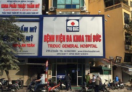 Diem bao ngay 26/12/2016: Hai benh nhan tu vong sau gay me - Anh 1