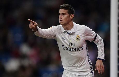 James Rodriguez se khong roi Real vao thang 1 - Anh 1