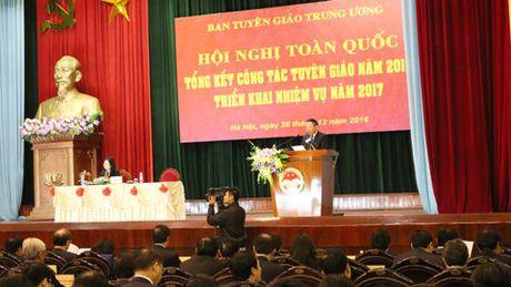 Chuan bi phuong an phan bac hieu qua luan dieu sai trai - Anh 1