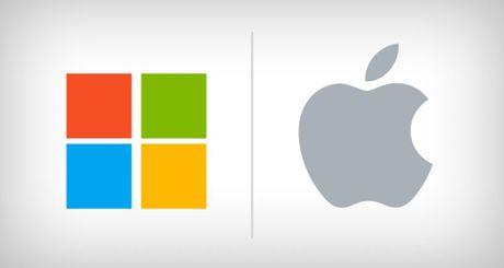 Ai bao Apple sang tao, con Microsoft thi khong? - Anh 1
