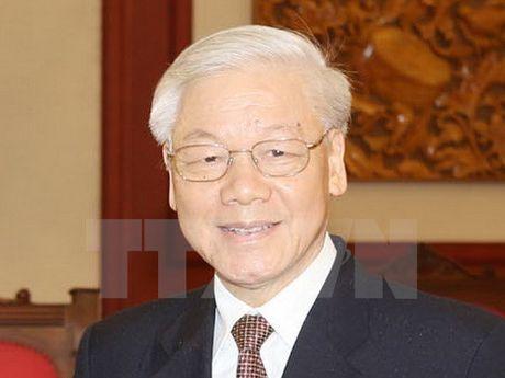 Tong bi thu tham chinh thuc Trung Quoc - Anh 1