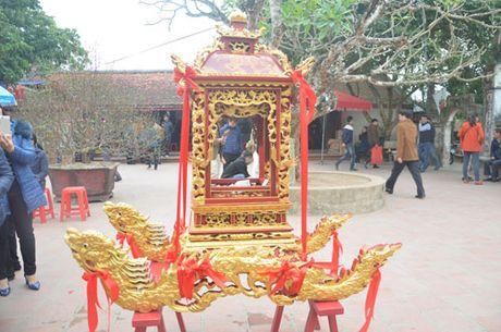Chiem nguong kieu ruoc an den Tran Nam Dinh - Anh 1