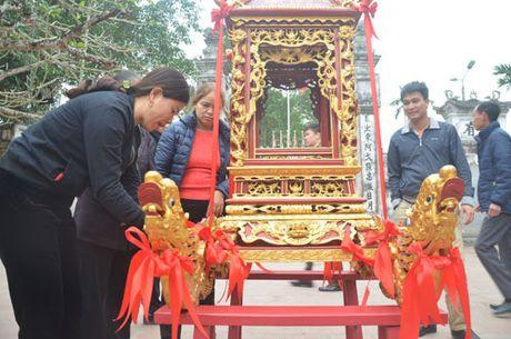 Chiem nguong kieu ruoc an den Tran Nam Dinh - Anh 2