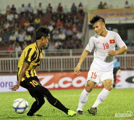 U23 Viet Nam: Quen Cong Phuong di, Quang Hai moi la nguoi xuat sac nhat - Anh 1