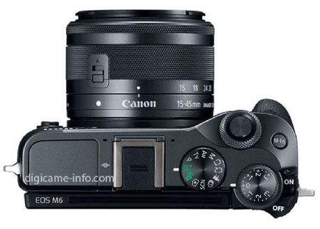 May anh Canon EOS M6 he lo anh that truoc them ra mat - Anh 2