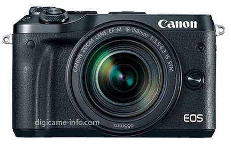 May anh Canon EOS M6 he lo anh that truoc them ra mat - Anh 4