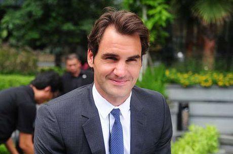 Huyen thoai Federer: Quy ong lich lam va nhan hau - Anh 2
