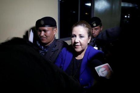 Guatemala bat giu tham phan Toa an Toi cao - Anh 1