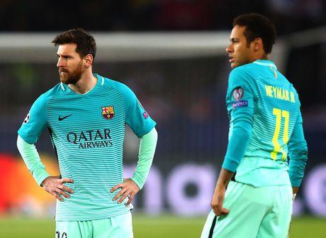 Da den luc Barca trao 'an kiem' cho Neymar? - Anh 1