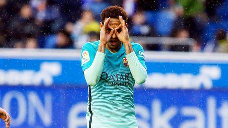 Da den luc Barca trao 'an kiem' cho Neymar? - Anh 2