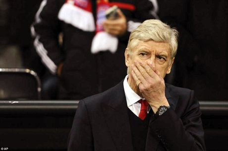 Loi cuoi cho Arsene Wenger? - Anh 1