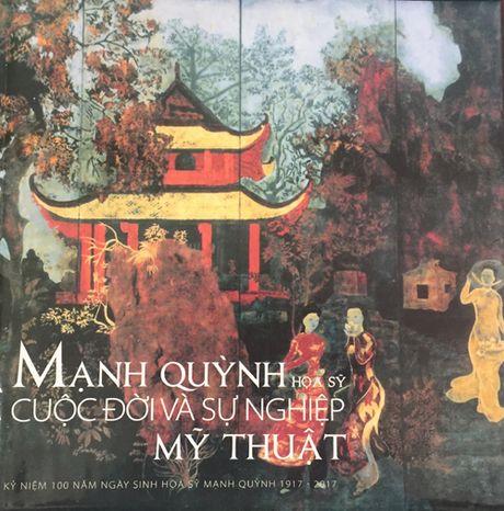 Manh Quynh - hoa si tai danh - Anh 2