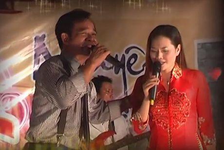 Giat minh cat-xe 'tren troi' khi hat dam cuoi cua Hoai Linh, Mr Dam, Phi Nhung - Anh 4