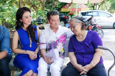 Mr. Dam cung Hoa hau My Van doi nang di lam tu thien - Anh 3