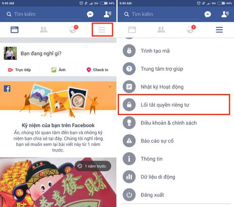 Lam the nao de chan ai do tren Facebook? - Anh 7
