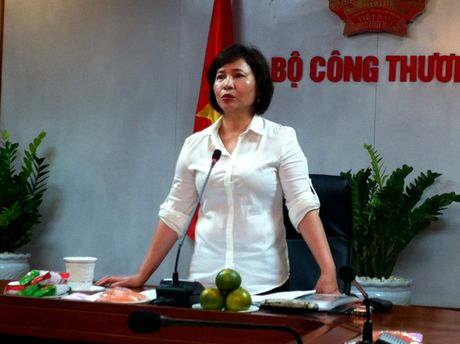 Co phieu Dien Quang troi sut theo tin Thu truong Ho Thi Kim Thoa - Anh 1