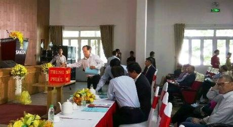 Tu hom nay 17.2, ong Vu Quang Hai khong con giu chuc vu gi tai Sabeco. - Anh 1