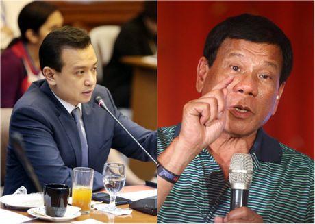 Ong Duterte the tu chuc neu co quy den 48 trieu USD - Anh 1