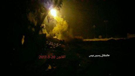 Quan doi Syria dap tan cuoc tan cong cua phien quan tai Damascus - Anh 5