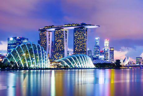 Singapore van la noi dat do nhat the gioi - Anh 1