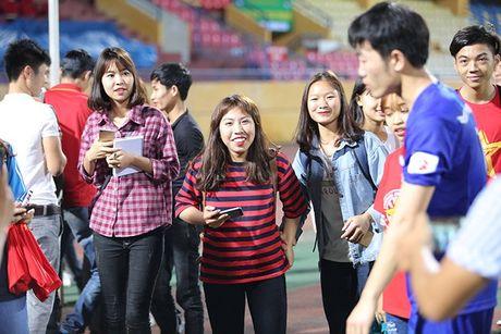 Xuan Truong, Cong Phuong moi tay ky tang fan nu - Anh 1