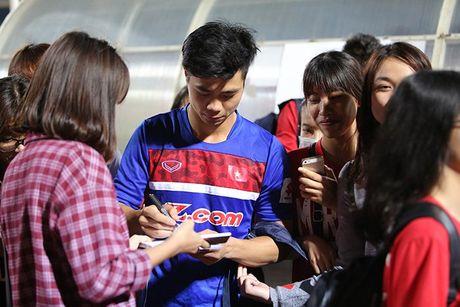 Xuan Truong, Cong Phuong moi tay ky tang fan nu - Anh 3