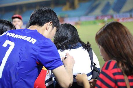 Xuan Truong, Cong Phuong moi tay ky tang fan nu - Anh 4
