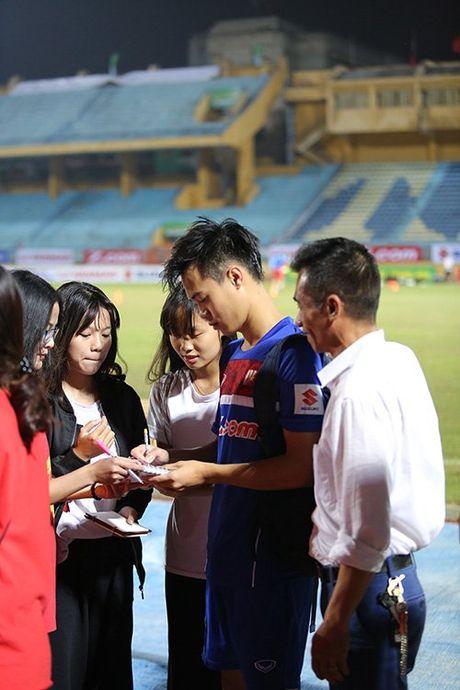 Xuan Truong, Cong Phuong moi tay ky tang fan nu - Anh 5