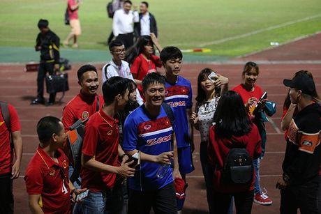 Xuan Truong, Cong Phuong moi tay ky tang fan nu - Anh 8