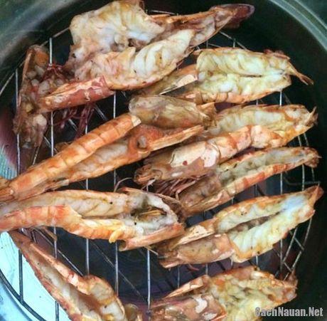 5 mon an phai nuong bang than hoa moi ngon - Anh 3