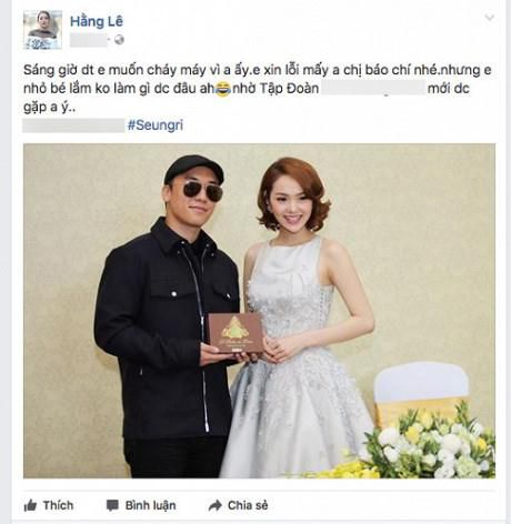 Tap doan Tan Hoang Minh phu nhan chong lung Minh Hang - Anh 2