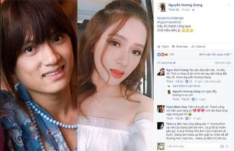 Huong Giang Idol dang anh 'day thi thanh cong' thoi chua dao keo - Anh 1