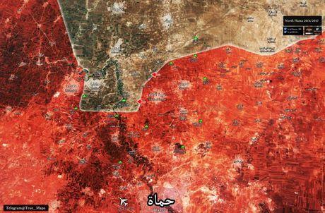'Ho Syria' chiem thi tran phien quan, 12.000 linh Assad quyet dau phe thanh chien - Anh 1
