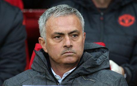 HLV Mourinho 'dien hai' trong ngay giup MU lap ky luc khung - Anh 1