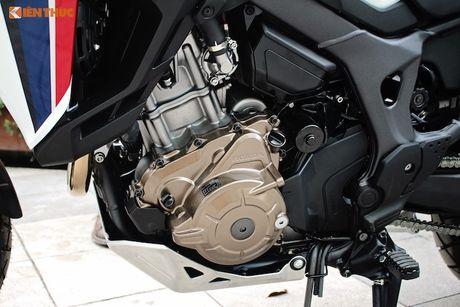 Can canh Honda Africa Twin gia 700 trieu tai Ha Noi - Anh 10