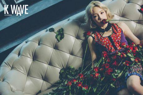 Taeyeon dep sexy khong can khoe da thit - Anh 2