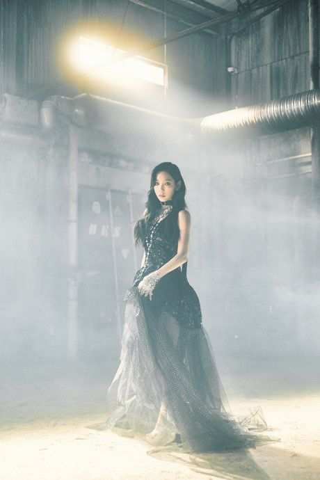 Taeyeon dep sexy khong can khoe da thit - Anh 8
