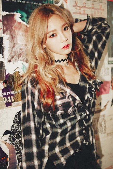 Taeyeon dep sexy khong can khoe da thit - Anh 9