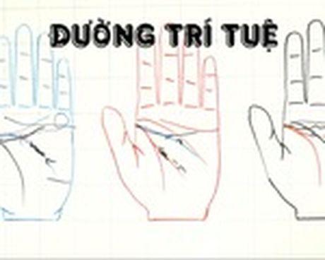 Tu xem so phan qua ban tay: La lung duong con cai - Anh 7