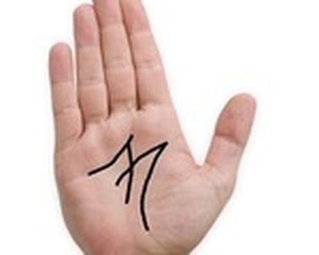 Tu xem so phan qua ban tay: La lung duong con cai - Anh 9