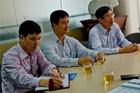 'An theo, noi leo' va nhung cau chuyen tren Bao - Anh 1