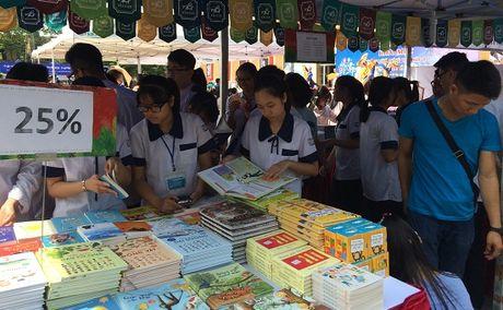 Hai Phong: Hon 5.500 bai viet tham gia cuoc thi 'Viet ve cuon sach toi yeu' - Anh 1