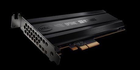 Intel bat dau ban ra SSD sieu nhanh Optane - Anh 1