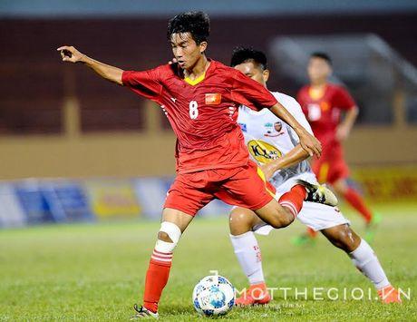 HLV U.19 tuyen chon Viet Nam tu tin gianh cup truoc Gwangju - Anh 2