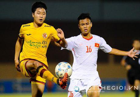 HLV U.19 tuyen chon Viet Nam tu tin gianh cup truoc Gwangju - Anh 5