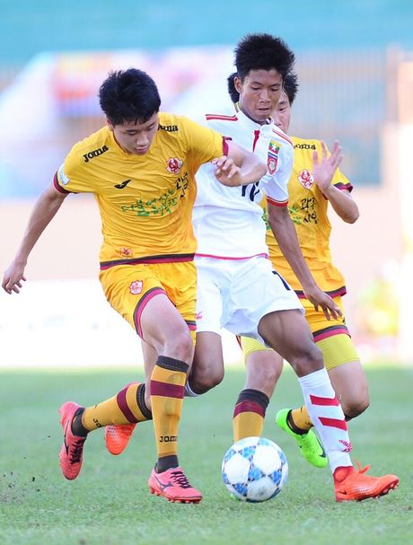 HLV U.19 tuyen chon Viet Nam tu tin gianh cup truoc Gwangju - Anh 6