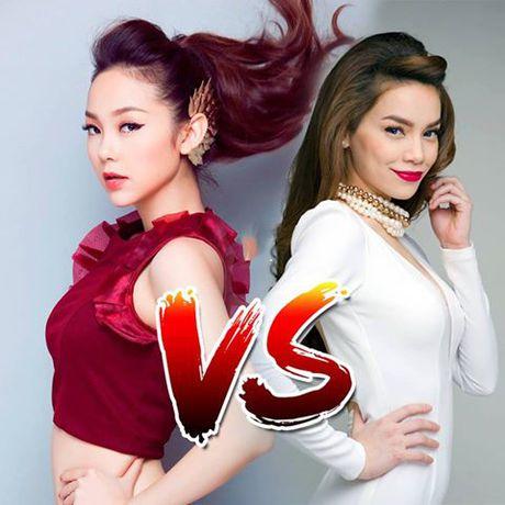 Vi sao Ha Ho khong hat ca khuc 'hit' cua Minh Hang? - Anh 1